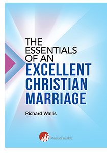 The Essentials of an Excellent Christian Marriage book cover