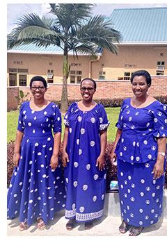 Esther Murungi, Canon Desiderata and Dorcus