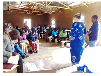A conference in southern Malawi