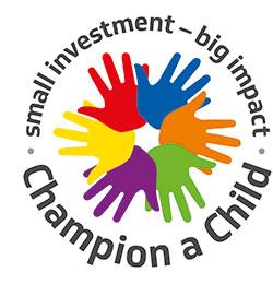 Champion a Child logo