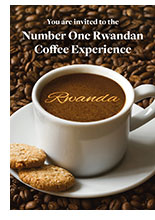 Invitation to a Rwandan Coffee Experience