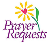 Prayer request graphic