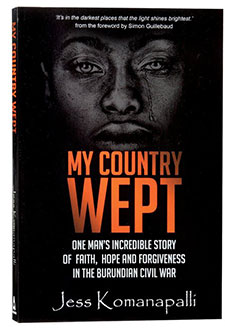 My Country Wept book.