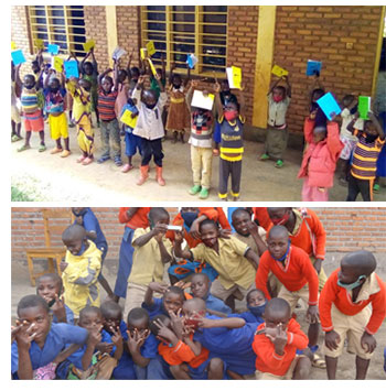 Ishwa nursery school and Susa primary school